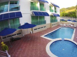 Hotel Aquarella del Mar, hotel cerca de Playa El Rodadero, Santa Marta