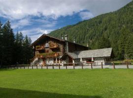 Hotel Petit Tournalin, Hotel in der Nähe von: Seilbahn Frachey - Alpe Ciarcerio, Champoluc