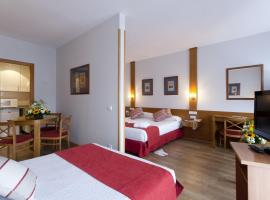 Muralto Madrid Princesa, hotel near Clinico San Carlos Hospital, Madrid