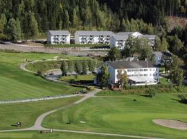 Nermo Hotel & Apartments, hotell i nærheten av Skeikampen i Hafjell