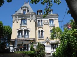 Hôtel Terminus, hotel in Cahors