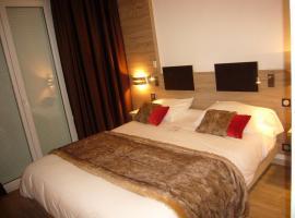 Hotel Le Clos Cerdan, hotel a Mont-Louis