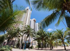 Costa Mar Recife Hotel by Atlantica, hotel in Recife