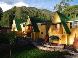 Amaru Valle Hotel, hotel near Saint Peter Church, Urubamba