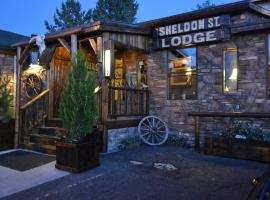 Sheldon Street Lodge, motel in Prescott