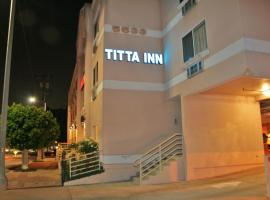 Titta Inn, hotel in Los Angeles