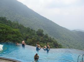 Belvedere Tam Dao Resort, family hotel in Tam Ðảo