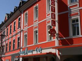 Altstadthotel Mosser, hotel in Villach