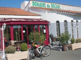 Domaine du Bocage, hotel near Puy du Fou Theme Park, Chavagnes-en-Paillers