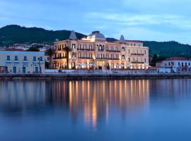 Poseidonion Grand Hotel, hotel in Spetses