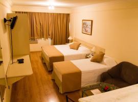 Harbor Self Buriti Hotel, hotel in Campo Grande