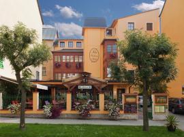Wellness Hotel Ida, отель во Франтишкови-Лазне