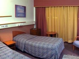 Hotelli Haapakannel, hotelli Haapavedellä