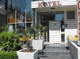 Hotel Noordzee, hotel dicht bij: De Hoge Bomen, Hoek van Holland