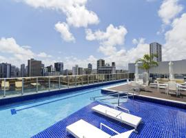 Bugan Recife Hotel by Atlantica, hotel near Carmo Church, Recife