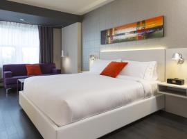 Hotel Sepia, hotel in Quebec City