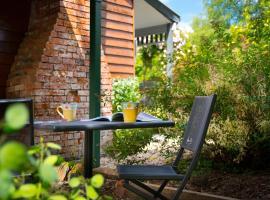 Fortuna Cottage, accommodation in Daylesford