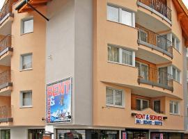 Alpenperle, apartment in Ischgl