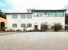 Hotel Villa Stanley, hotel a Sesto Fiorentino