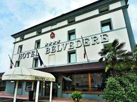 Bonotto Hotel Belvedere, hotel v destinaci Bassano del Grappa