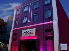 Hotel Malaga (Adult Only), love hotel in Rio de Janeiro