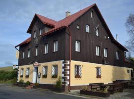 Horský Hotel Arnika, hotel near Fichtelberg Schwebebahn, Loučná pod Klínovcem
