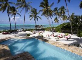 Raha Lodge Zanzibar Boutique Hotel, hotel in Jambiani
