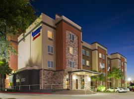 Fairfield Inn & Suites Houston Hobby Airport, hotel near William P. Hobby Airport - HOU,