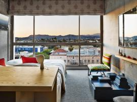 The LINE Hotel, boutique hotel in Los Angeles