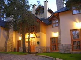 Apart Hotel Bungalows El Viejo Cipres, complejo de cabañas en San Carlos de Bariloche