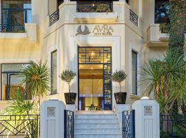 Avra City Hotel, hotel in Chania
