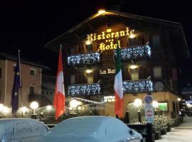 Hotel La Baita, hotel a Livigno
