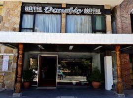 Hotel Danubio, hotel en Villa Gesell