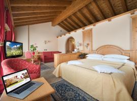 Hotel Valtellina, hotel poblíž významného místa Amerikan, Livigno