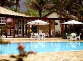 Villas De Paraty, accessible hotel in Paraty