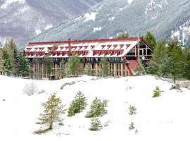 Hotel Residence Club Primula, hotel a Pescasseroli