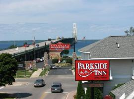 Parkside Inn Bridgeview, hotel in Mackinaw City