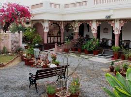 Badnor House - The Heritage Homestay, hotel near Ana Sagar Lake, Ajmer