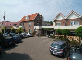 Hotel the Wigwam, Hotel in Domburg