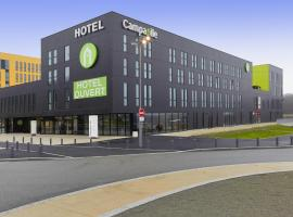 Campanile Belfort Montbéliard - Gare La Jonxion., hotel in Meroux
