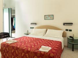 Hotel Stockholm, hotel a Rimini, Miramare
