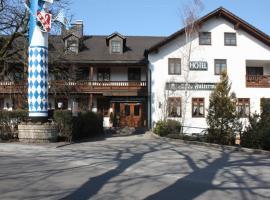 Gasthaus-Hotel Faltermaier, Hotel in der Nähe von: Therme Erding, Eicherloh