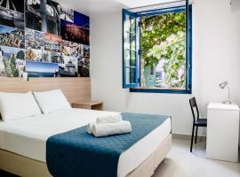 Injoy H & Suítes, beach hotel in Rio de Janeiro