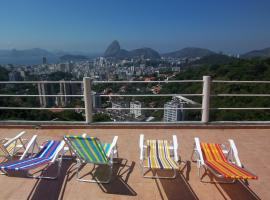 Pousada Favelinha, hostel in Rio de Janeiro