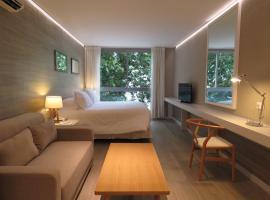 Smart Hotel Montevideo, hotel en Montevideo