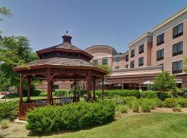 SpringHill Suites by Marriott Dallas DFW Airport East Las Colinas Irving, hotel in Irving