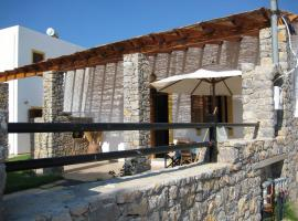 Tilos Fantasy, отель в Ливадии