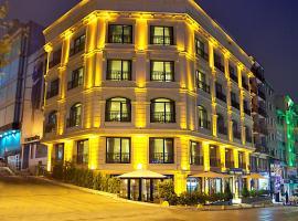 Hotel Momento - Special Category, hotel near Suleymaniye Mosque, Istanbul