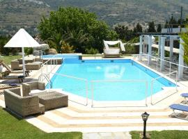 Paradise Art Hotel, hotel in Andros