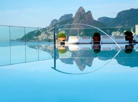 Hotel Fasano Rio de Janeiro, hotel in Rio de Janeiro